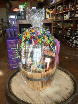 Dripping Springs Vodka Gift Basket Giveaway